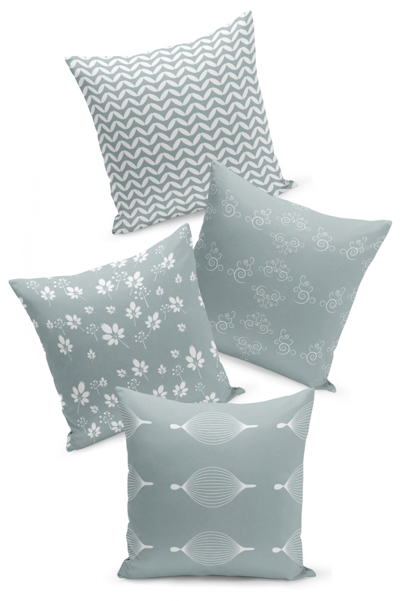 Pillowcases - Set of 4 Designated