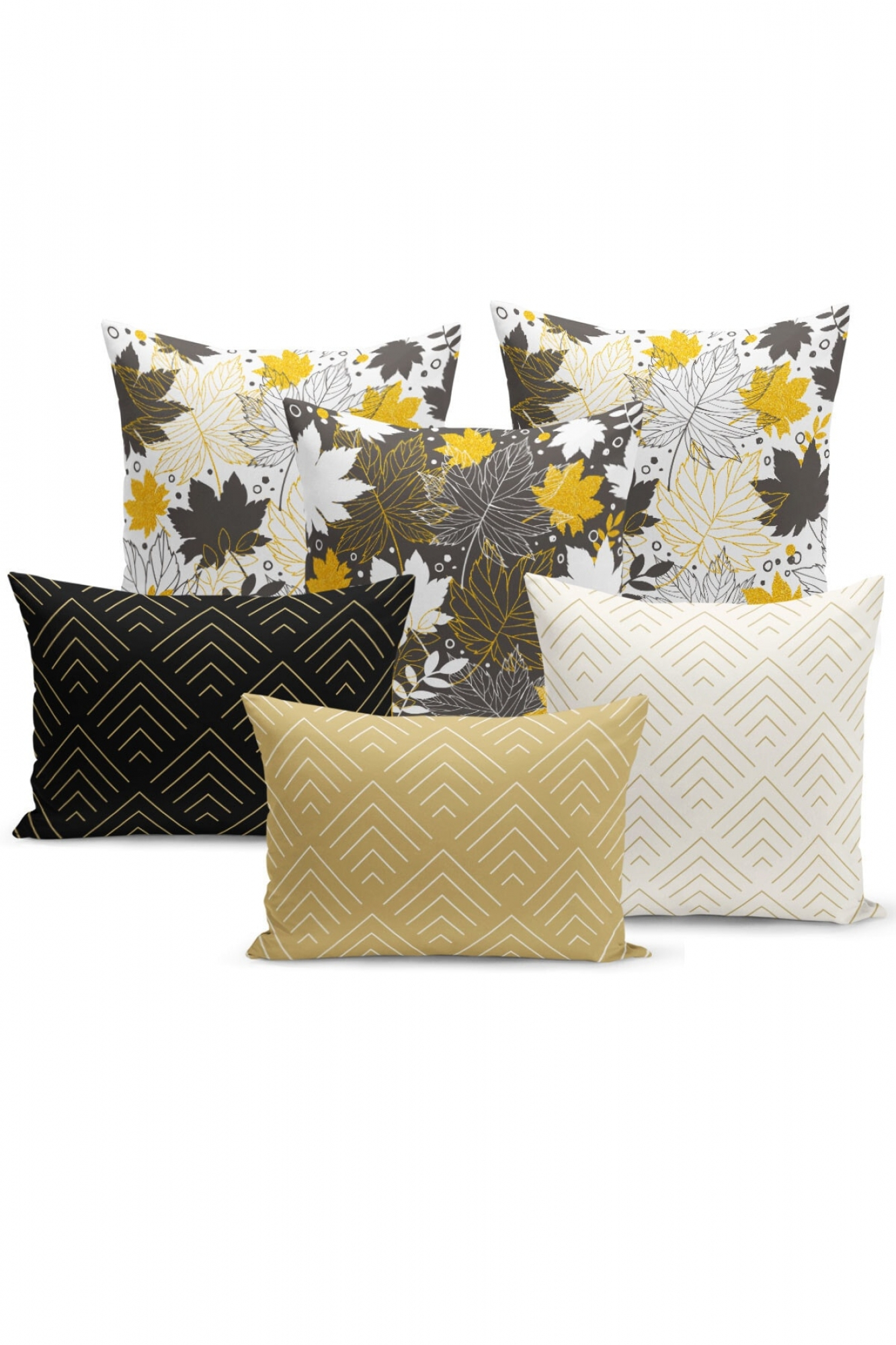 Pillowcases - Set of 6 Flower