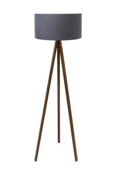 Floor lamp - Grey cap